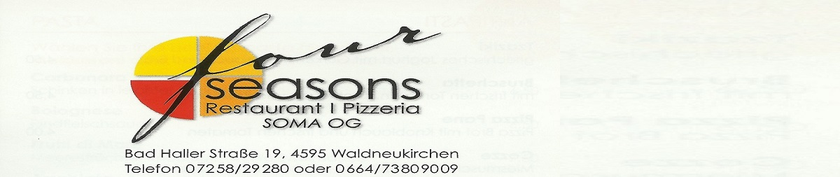 Pizzeria4Seasons